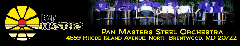 Panmasters Steel Orchestra
